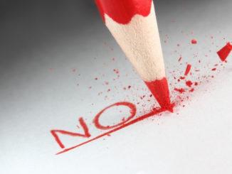 Как сказать «нет»
