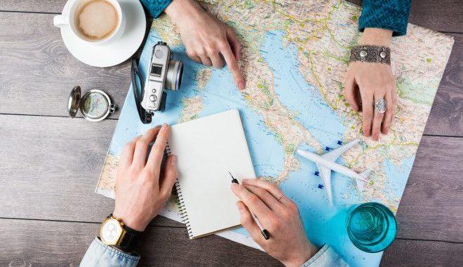 предвкушения путешествия