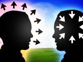 Психическая энергия интровертов направлена на себя, на свой внутренний мир. Они обычно открыто не проявляют сильных эмоций, не показывают своих переживаний.