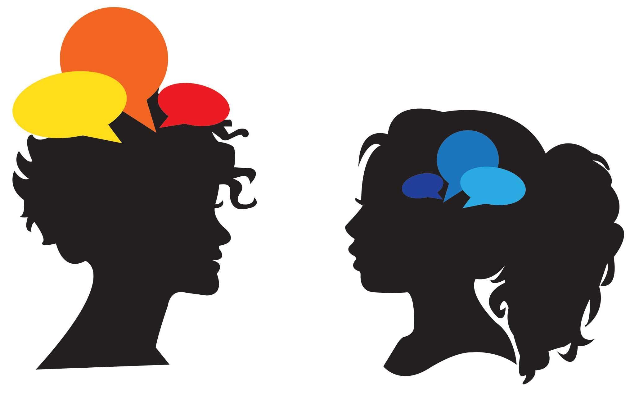Психическая энергия экстравертов направлена вне себя, в сторону общества и их интересы сосредоточены на внешних объектах.