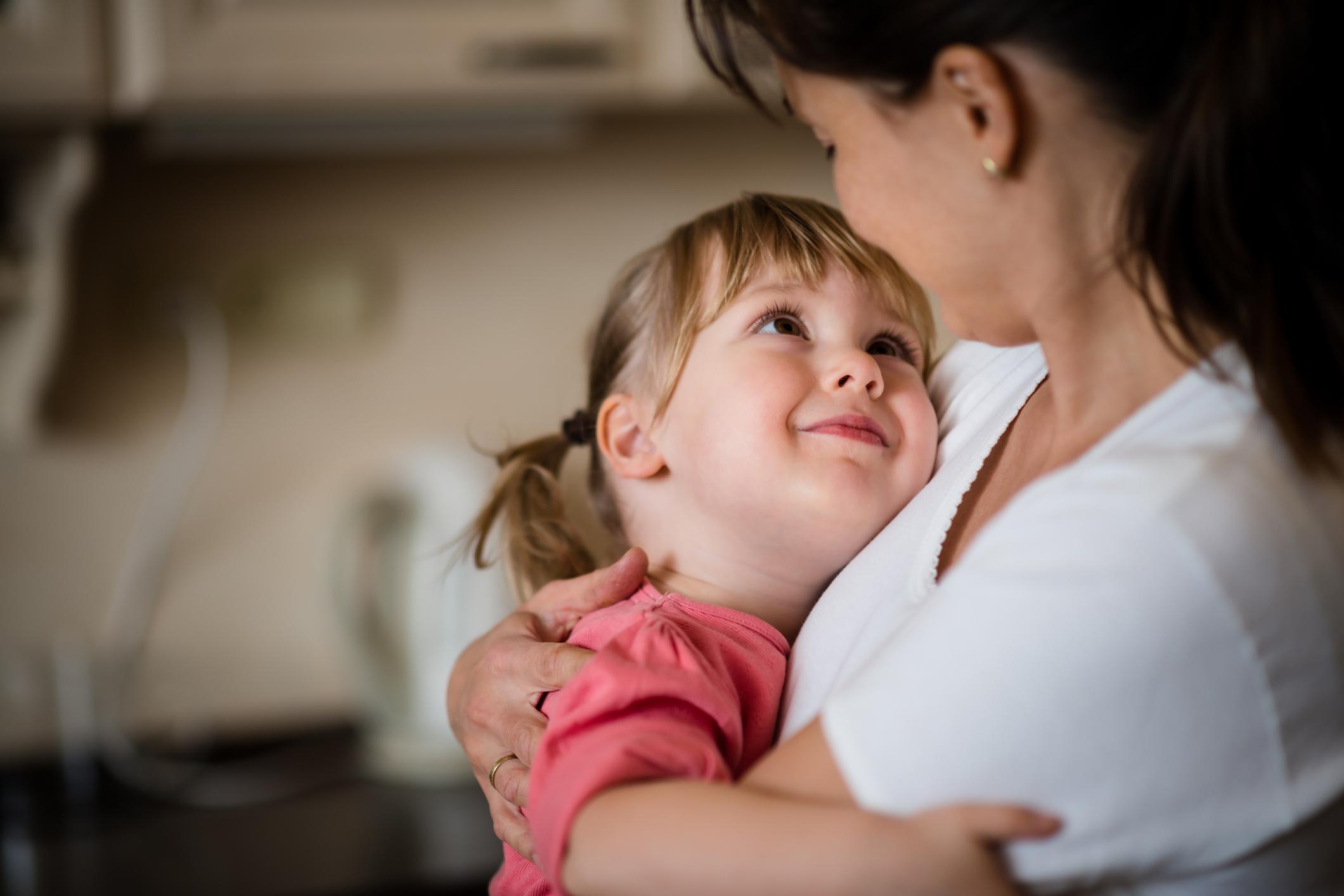 Картинки о любви матери к детям, сделать открытку