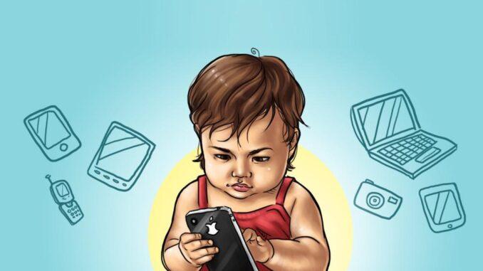 Дети и гаджеты